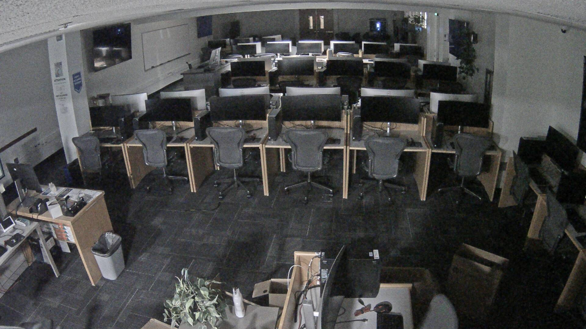 SciTech Library live lab camera
