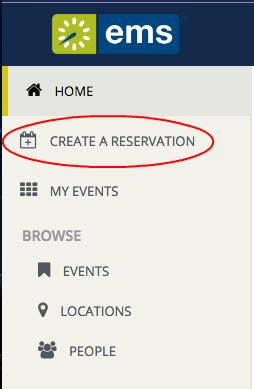 Usu Room Reservation